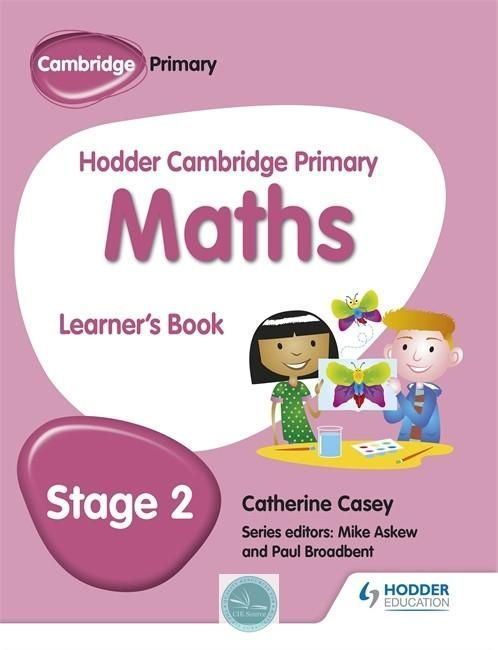 Hodder Cambridge Primary Mathematics Learner S Book 2