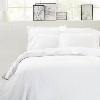 4 PC Bed Sheet Set UK Sizes 1000 Thread Count Organic Cotton Solid Colors