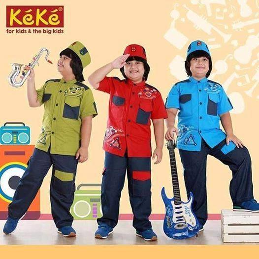 Baju Pejuang Surabaya