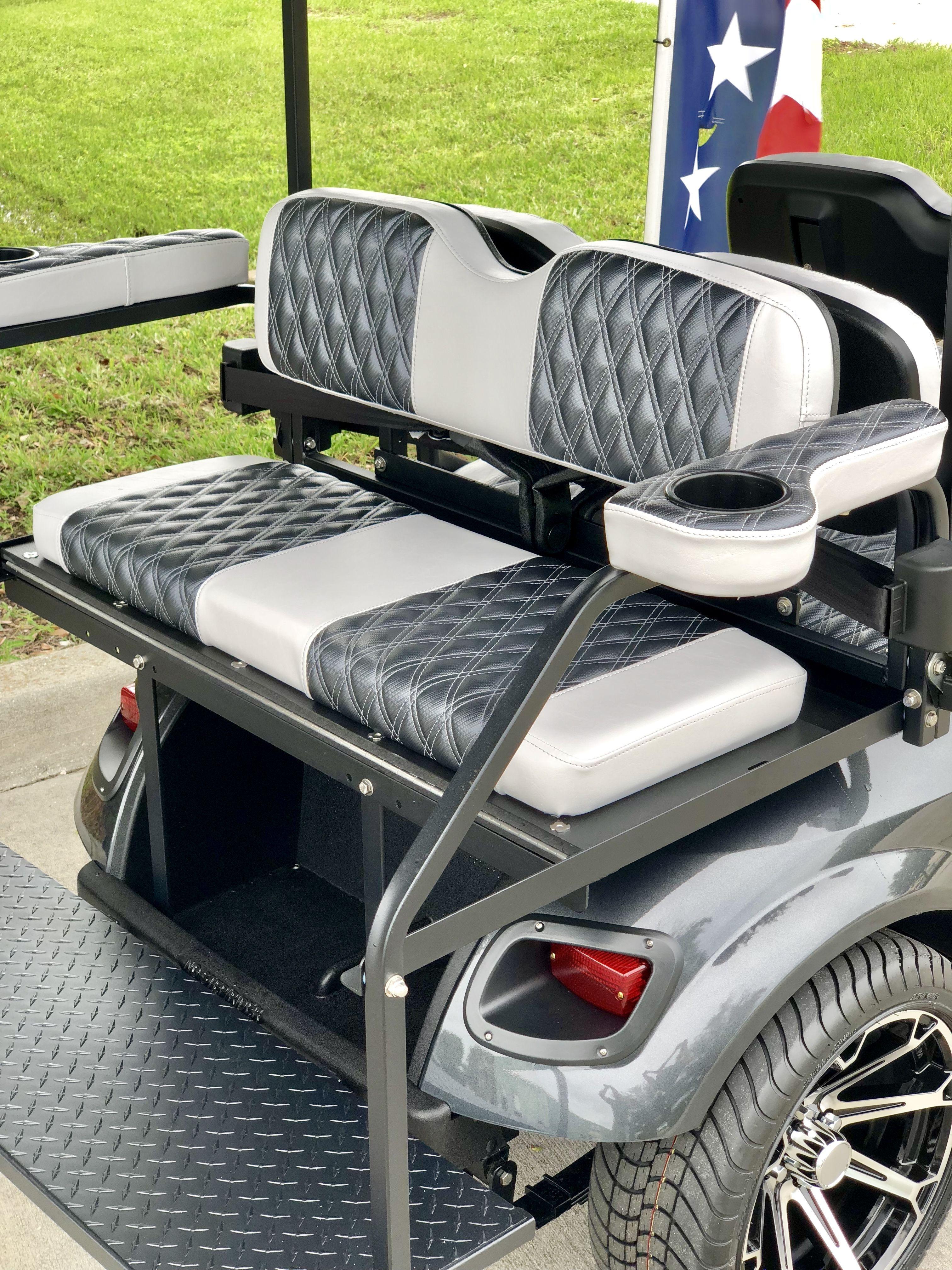 Custom golf cart gallery american pride golf cart