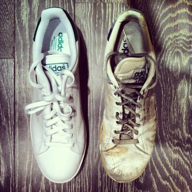 reputable site 69087 eecd2 Old crusty #stansmith, meet newborn #stansmith. #adidas ...