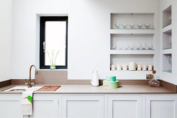 Builtin Kitchen Shelves Designs  Kitchen Design  Pinterest Magnificent Kitchen Shelves Designs Design Inspiration