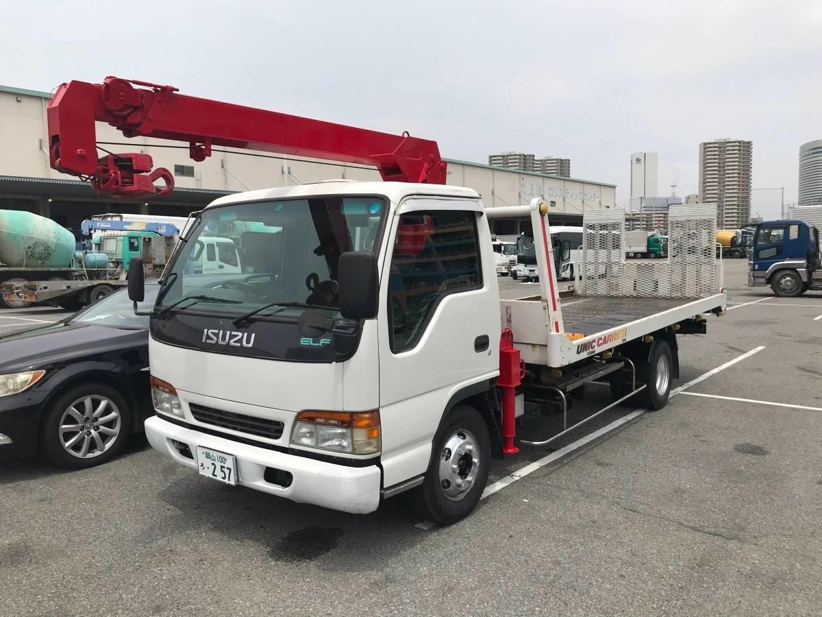 Isuzu Elf Truck Jdmbuysell Com Jdm Cars For Sale Trucks Jdm