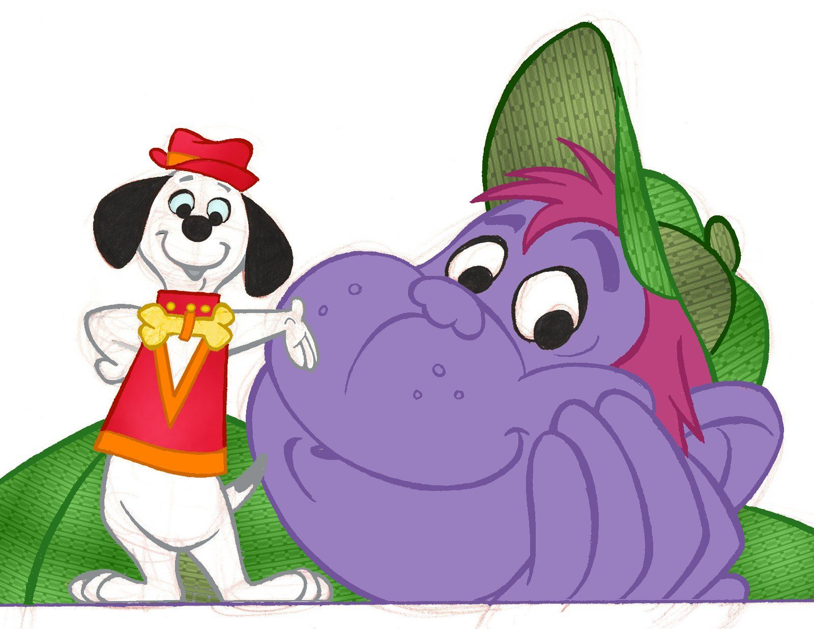 Grape Ape Cartoon Apes Cartoon Characters