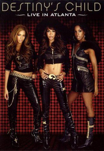 Destinys Child poster Metal Sign Wall Art 8in x 12in