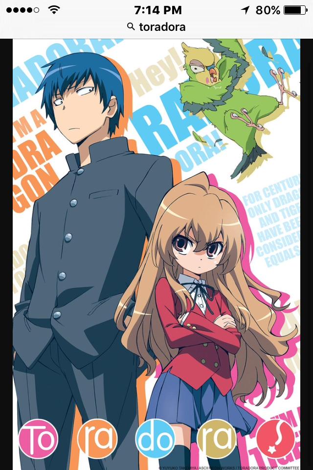 Pin by lunateablossom on { ToraDora } Toradora, Anime