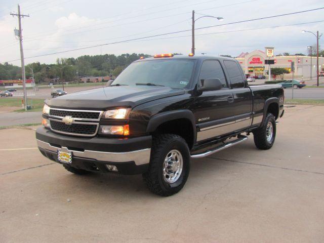 2007 Chevrolet Silverado Classic 2500hd Used Truck Mount Pleasant Longview Tyler Tx Champion Auto Sales Used Trucks Trucks Cars For Sale