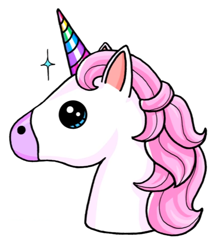 Unicorn By Thebetterfashion En 2020 Dibujos De Unicornios