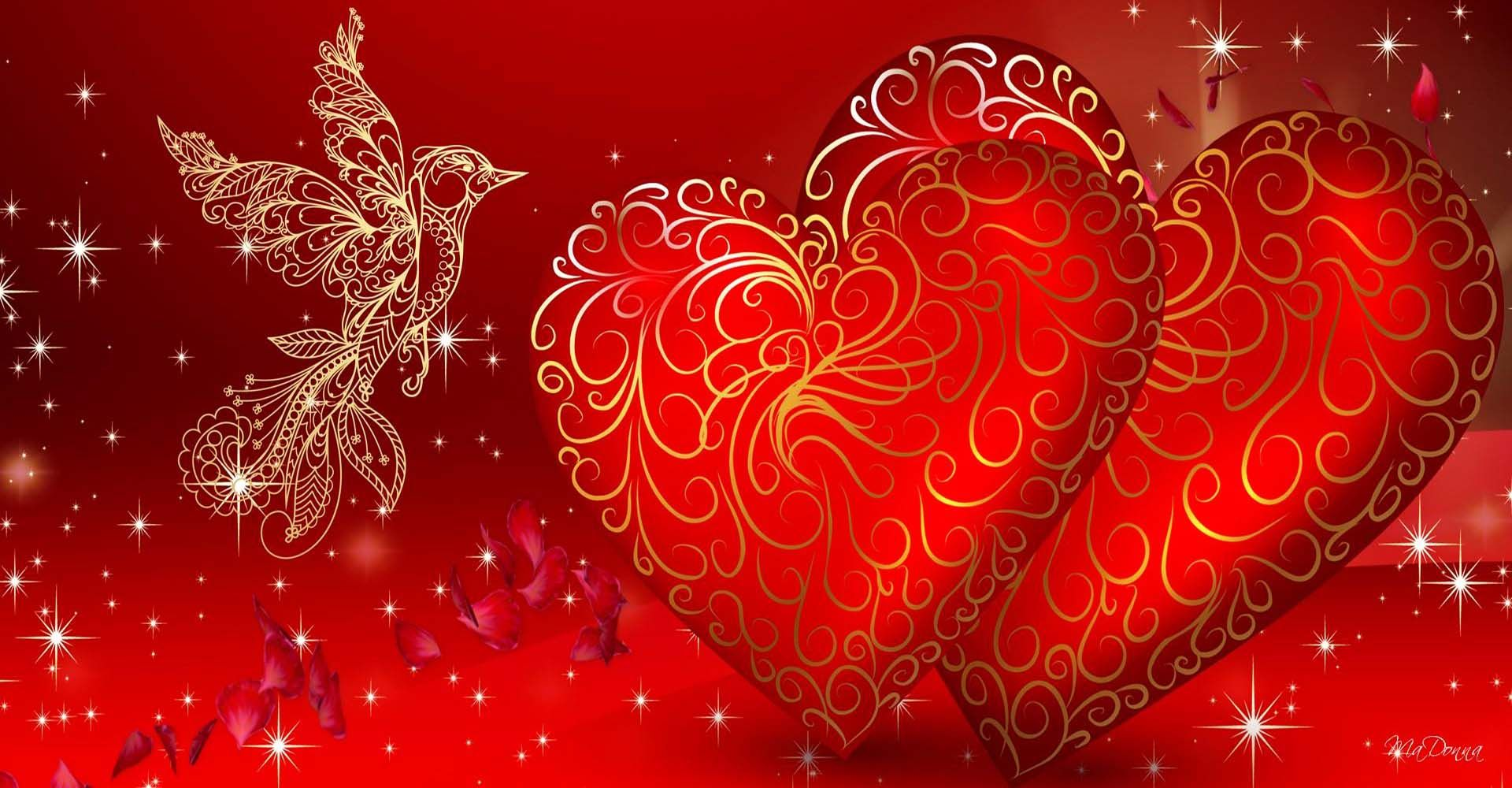 50 Love Heart Wallpapers For Great Lovers | Wallpapers | Design ...