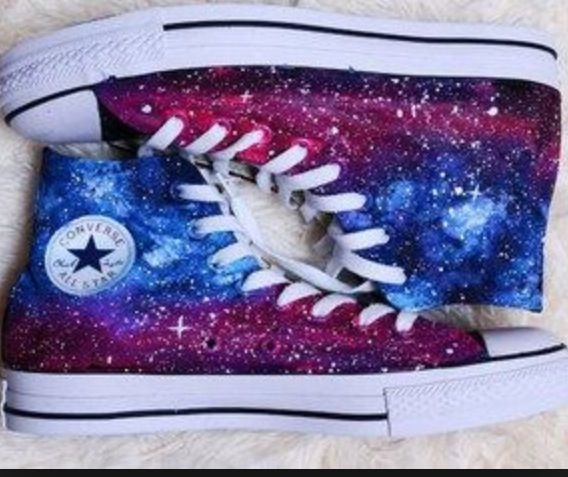 converse shoes for girls galaxy