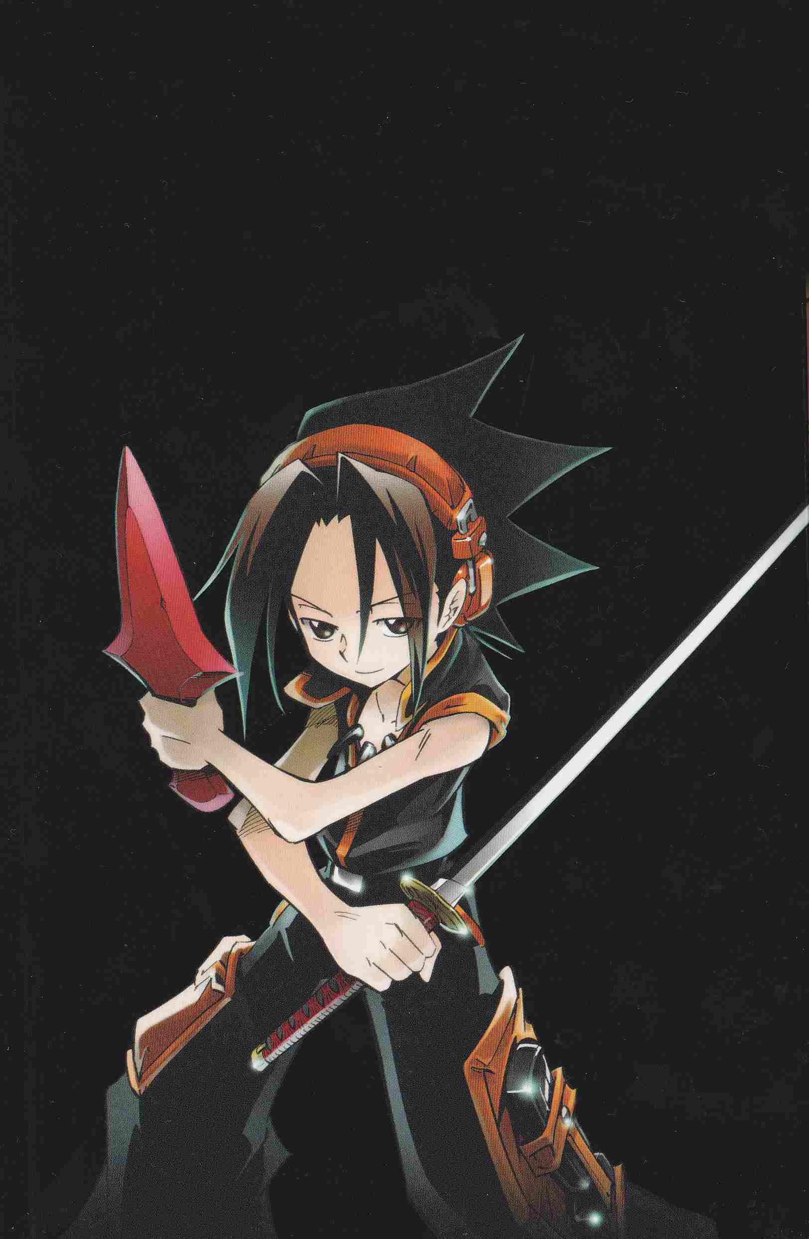 Anime boy black hair kawaii download shaman king yoh  x  minitokyo  nerd