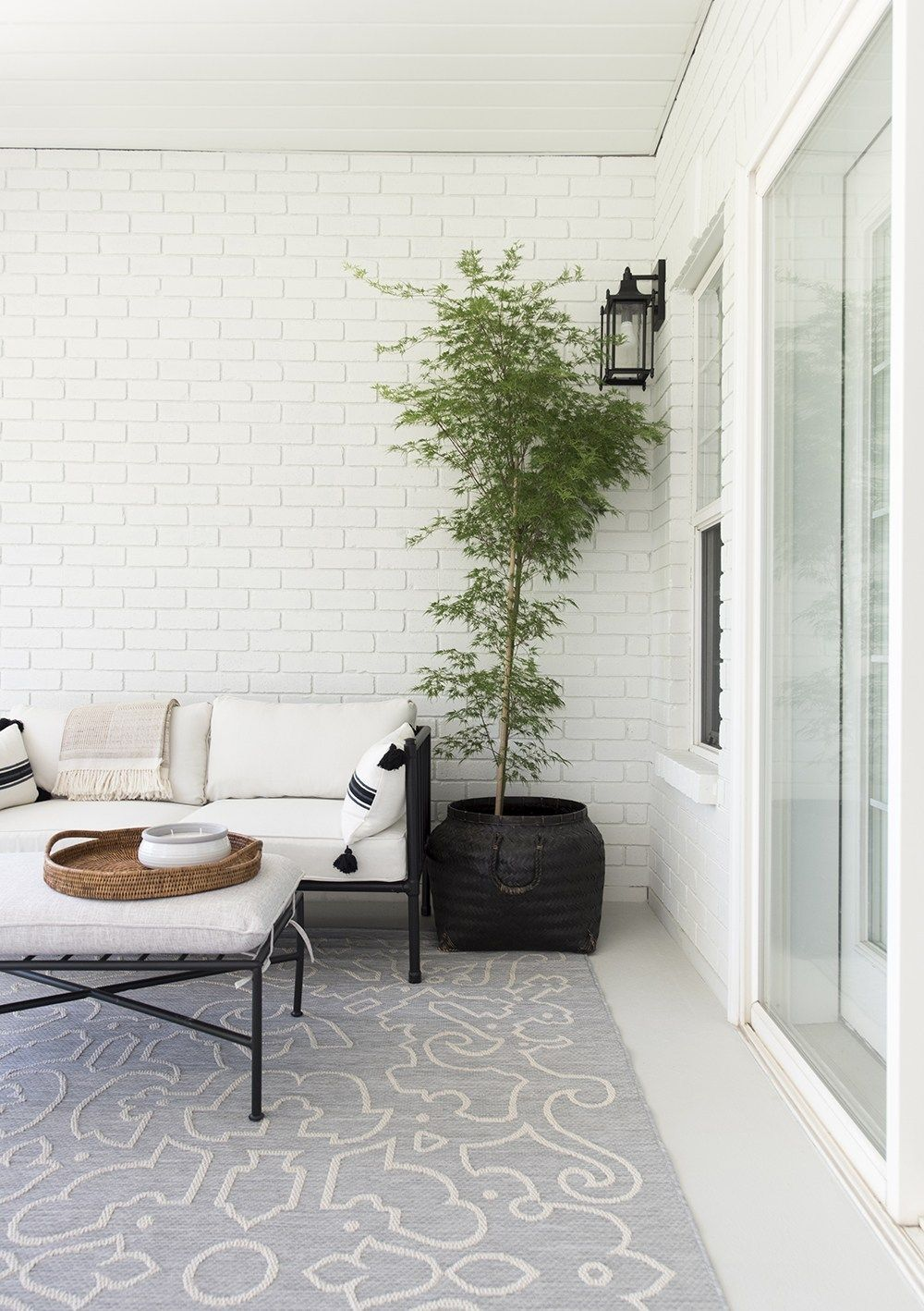 Bedroom Balcony Reveal Room For Tuesday Blog Bedroom Balcony Outdoor Living Space Balcony Decor