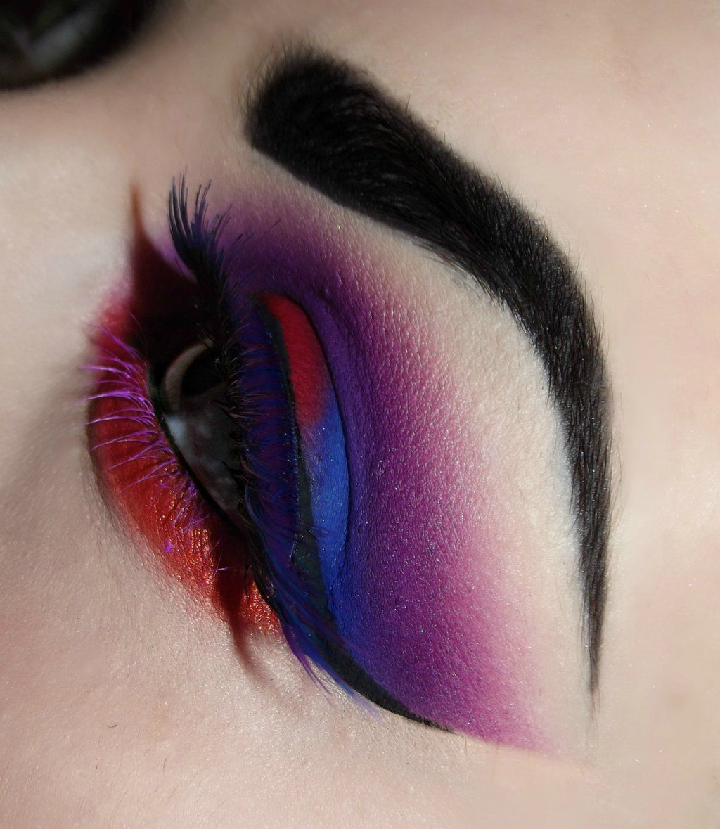Outstanding Collection of Eye Makeup by Kirsty Childs_11 @ GenCept