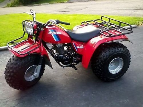 1984 honda atc 200es big red service repair manual 200es i rh pinterest com 1985 Honda Big Red 1987 Honda Big Red