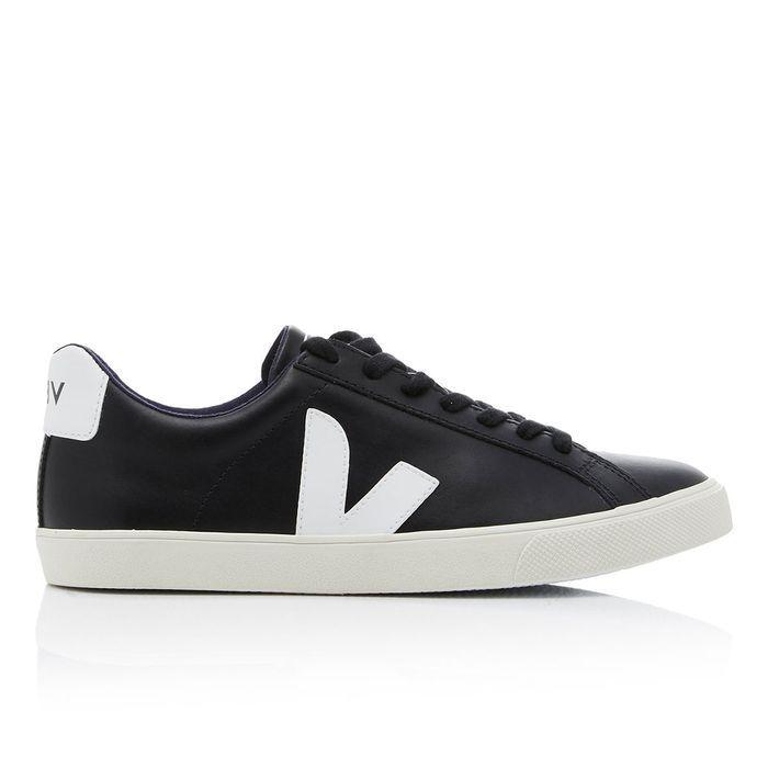 Veja Esplar Two-Tone Leather Sneakers