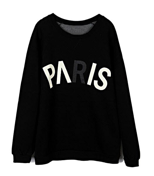 Top - Paris - Sweaters & Cardigans - Women - Modekungen | Clothing, Shoes and Accessories