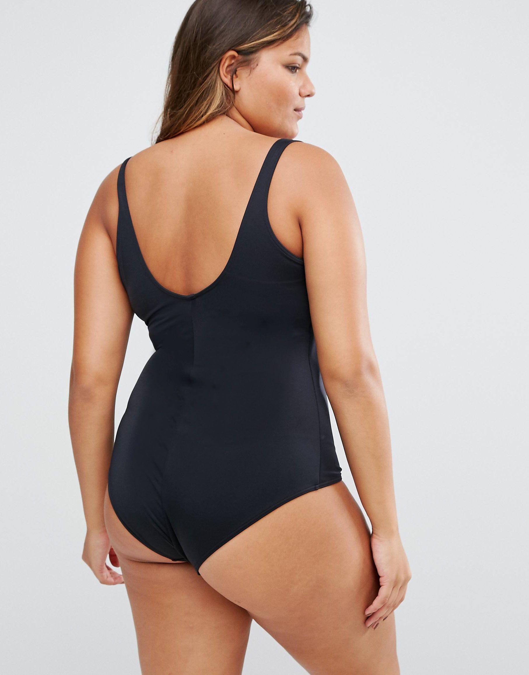 a89d73d65f3ea ASOS CURVE Miracle Swimsuit