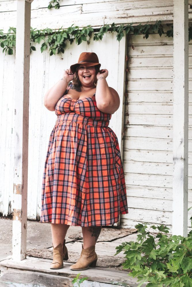 6111f84b330 Plus Size Fashion Blogger Spotlight  Corissa of Fat Girl Flow