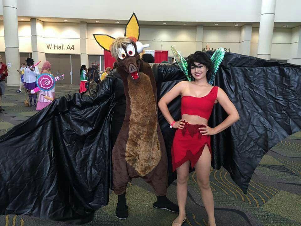 Ferngully Halloween Costume