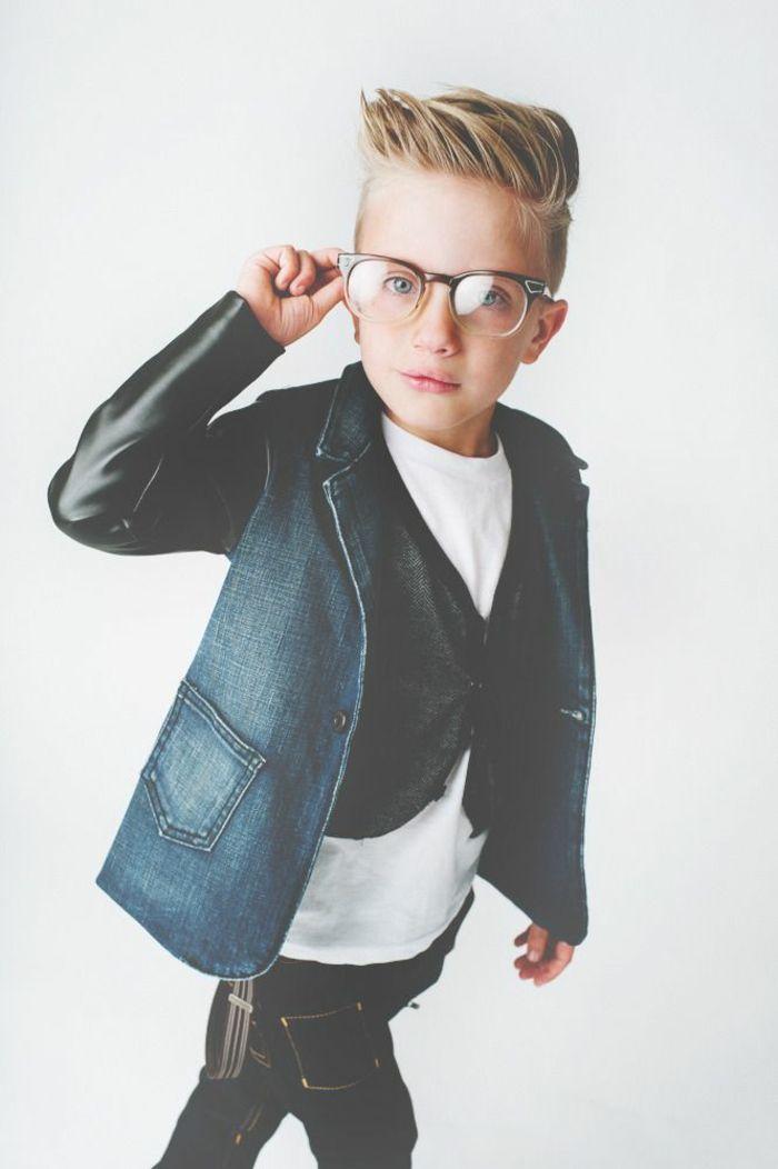 1001 Trendige Und Coole Frisuren Für Jungs Undercut Pinterest
