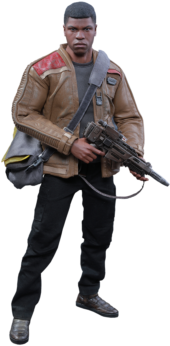 Star Wars The Force Awakens Finn figure by Hot Toys