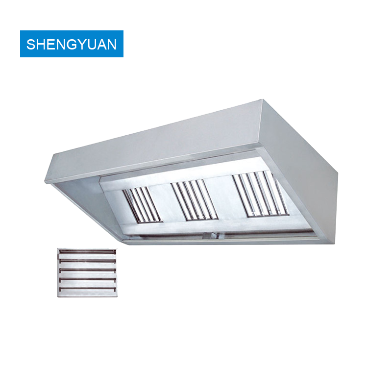 Commercial Wall Type Restaurant Stainless Steel Exhaust Range Hood Portable Kitchen Hood Chimney Cooke Cooker Hoods Cooking Preparation How To Squeeze Lemons