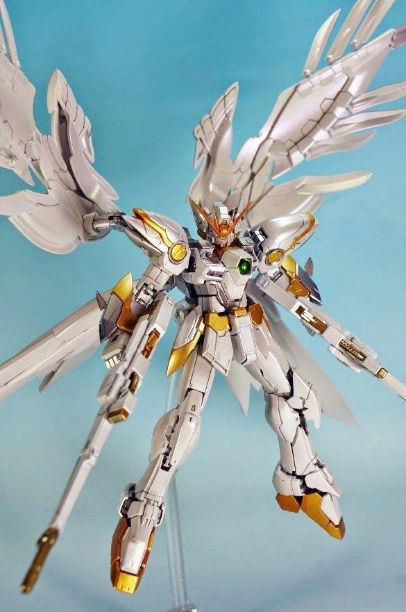 Pin by ShadowGallery Presents on Gundam Kits | Custom