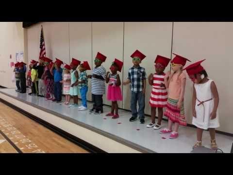 Preschool Graduation Silly Rock Star Song Tap Your Sticks