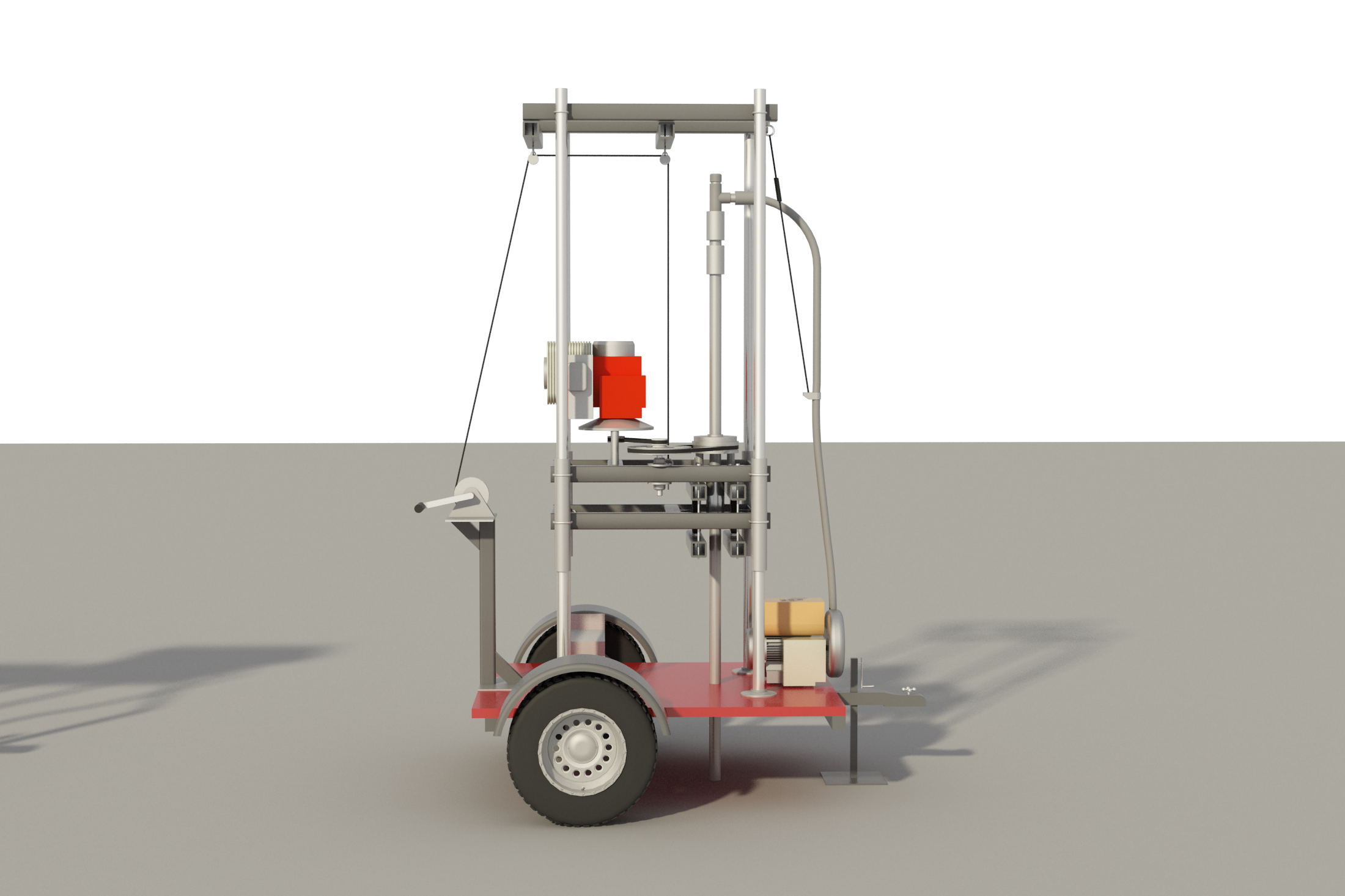 Water Well Drill Plans Build Your Own Drilling Equipment Diy Driller Tool Water Well Drilling Well Drilling Water Well