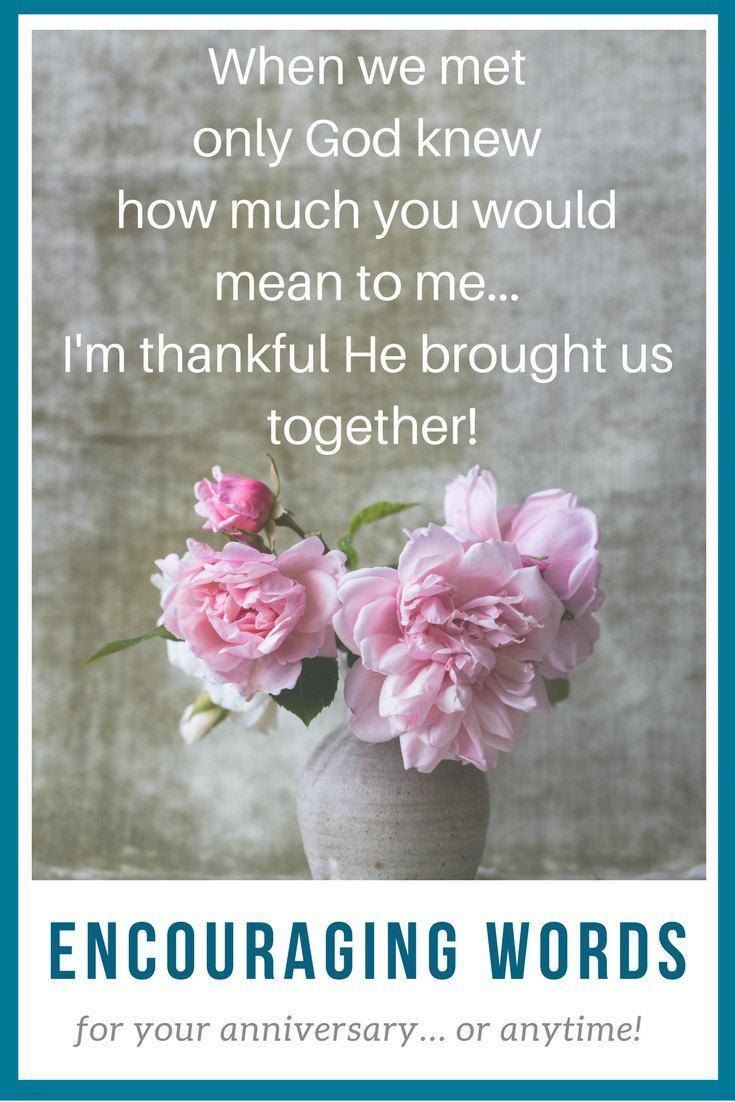 Anniversary Words To Encourage 2 A Thankful List Relationship