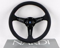 http www nardiwheels com with images perforated leather steering wheel wheel pinterest