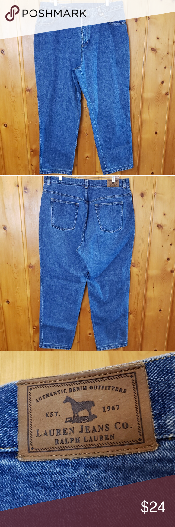 ➕Lauren Jeans Company Jeans