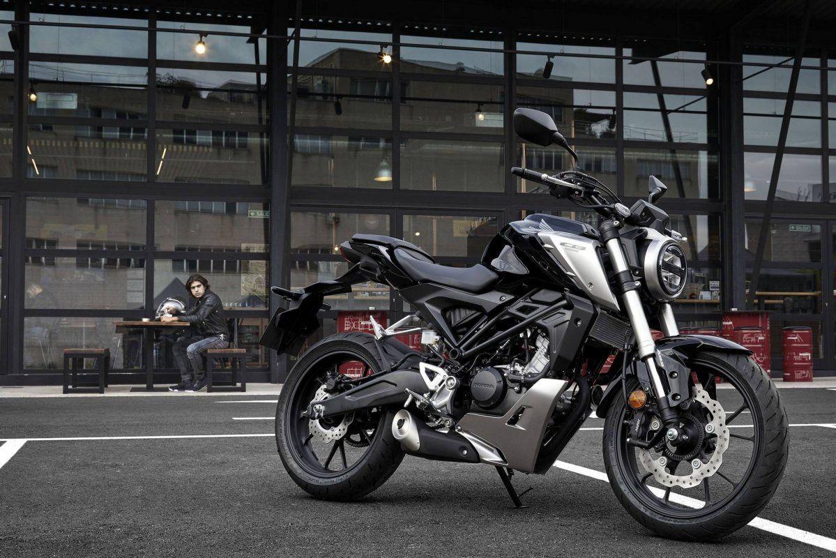 AHM Mungkin Bisa pakai Desain CB125R untuk Bikin Next
