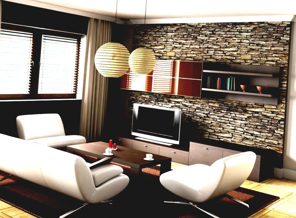 20 Male Living Space Ideas for Your Inspiration Bachelor pad