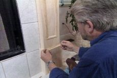 Swell How To Build A Fireplace Mantel Ron Hazelton Online Diy Beutiful Home Inspiration Truamahrainfo