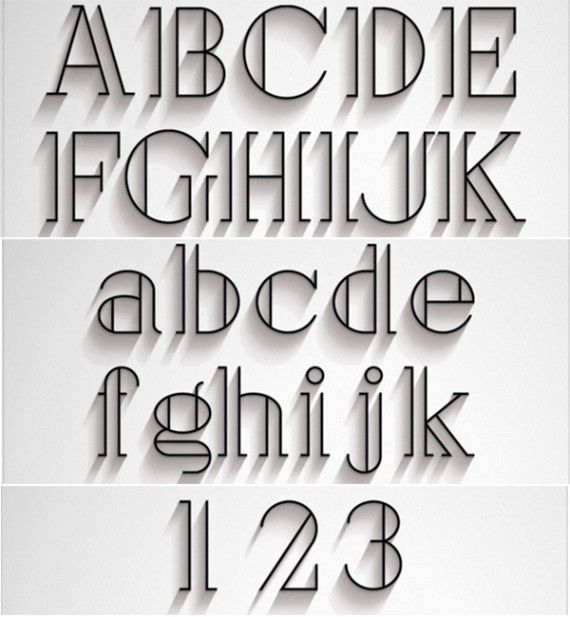 140 Quirky And Serious Free Fonts Of 2013