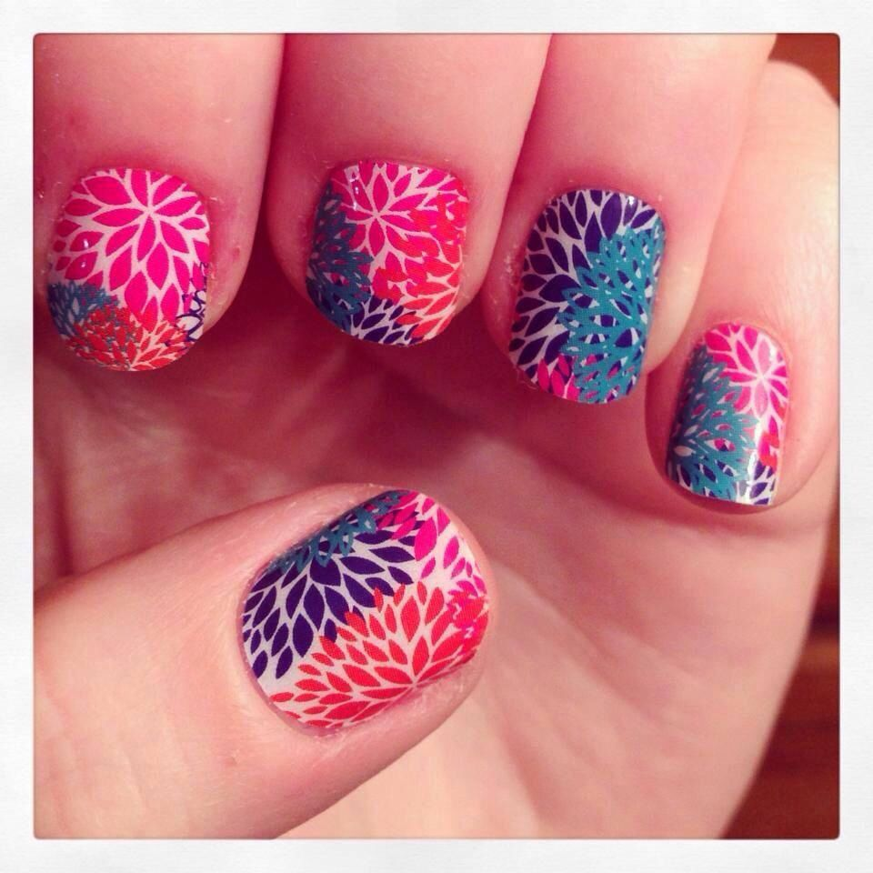 jamberry punchy puff