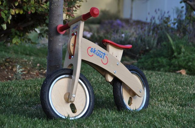The Skuut Bike Is Great For Teaching Kids How To Balance Before