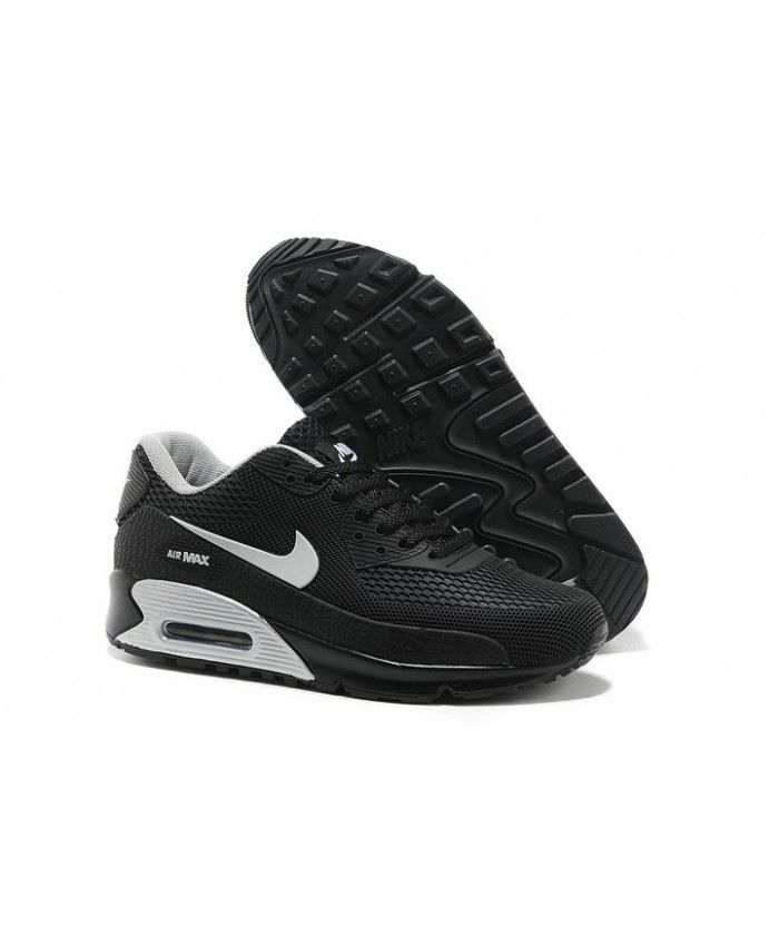 womens nike air max 90 tpu kpu Nike Air Max 90 Mens Hyp Kpu Tpu New Black White Trainer | Nike ...