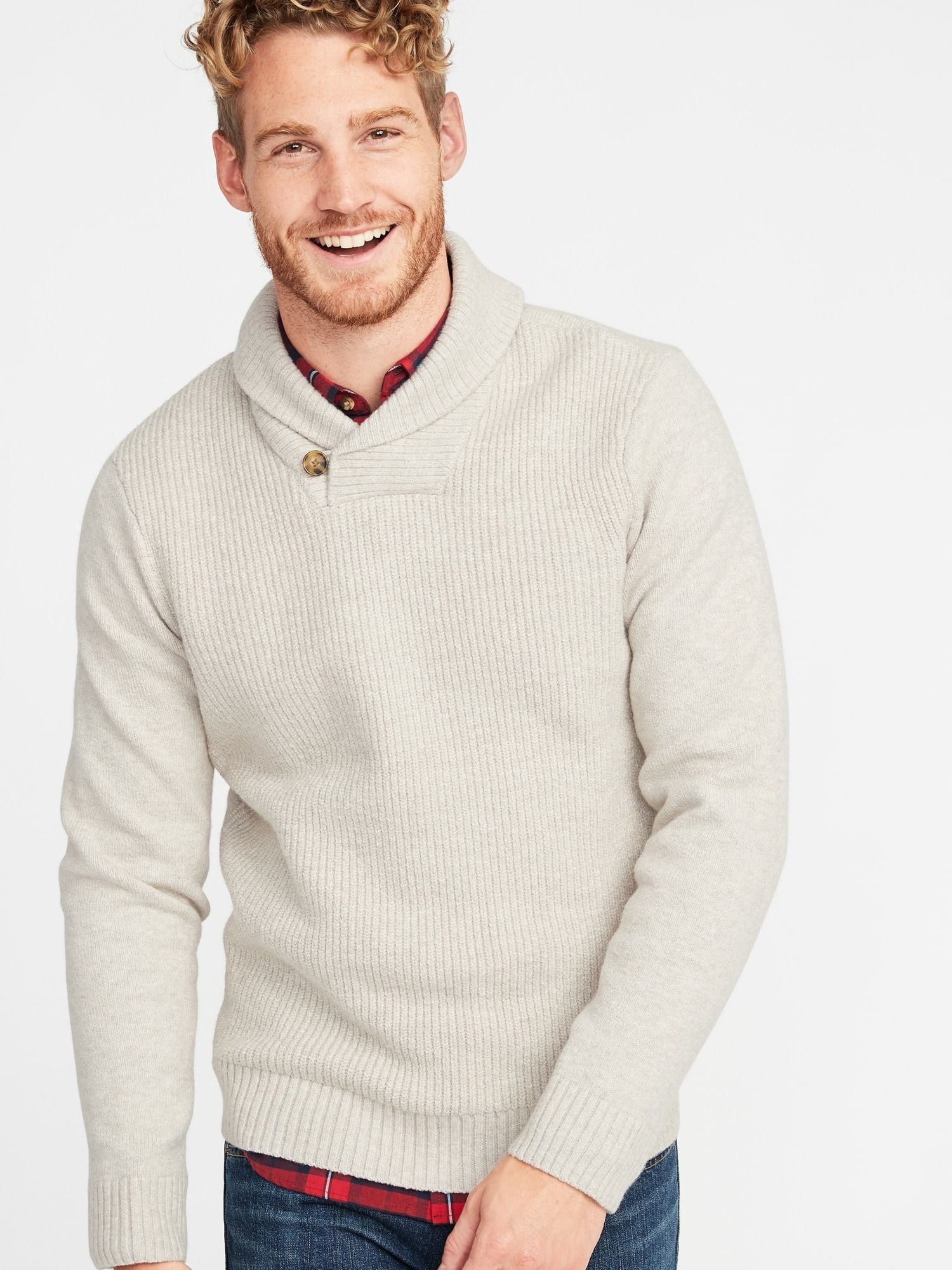 0ec238cb5e03e4 Shawl-Collar Sweater for Men in 2019 | Studio Style Guide | Shawl ...