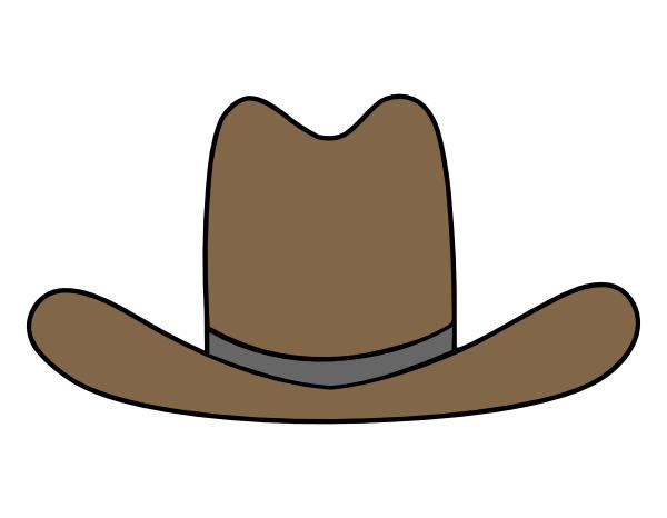 free svg cowboy hat