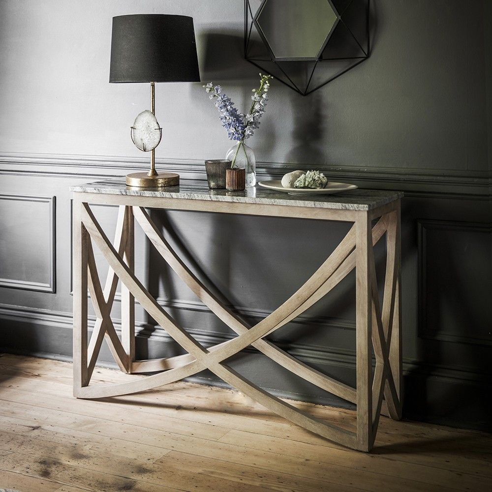 Httpatkinandthymefurnitureconsole tableslily lily console table with a marble natural stone top geotapseo Gallery