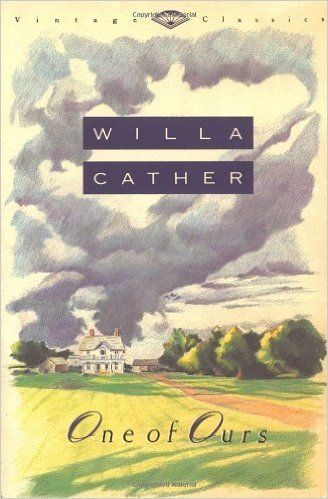 Image result for one of ours willa cather vintage classics