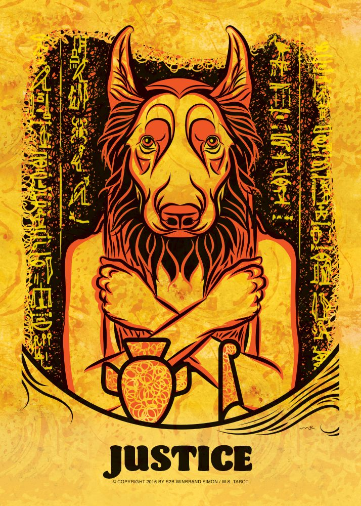 Drawing & Illustration, Art Prints, Digital Prints, Tarot Art, Tarot ...