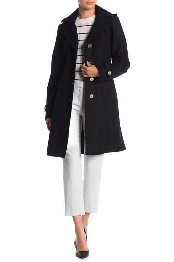 MICHAEL Michael Kors | Removable Hood Belted Coat #nordstromrack