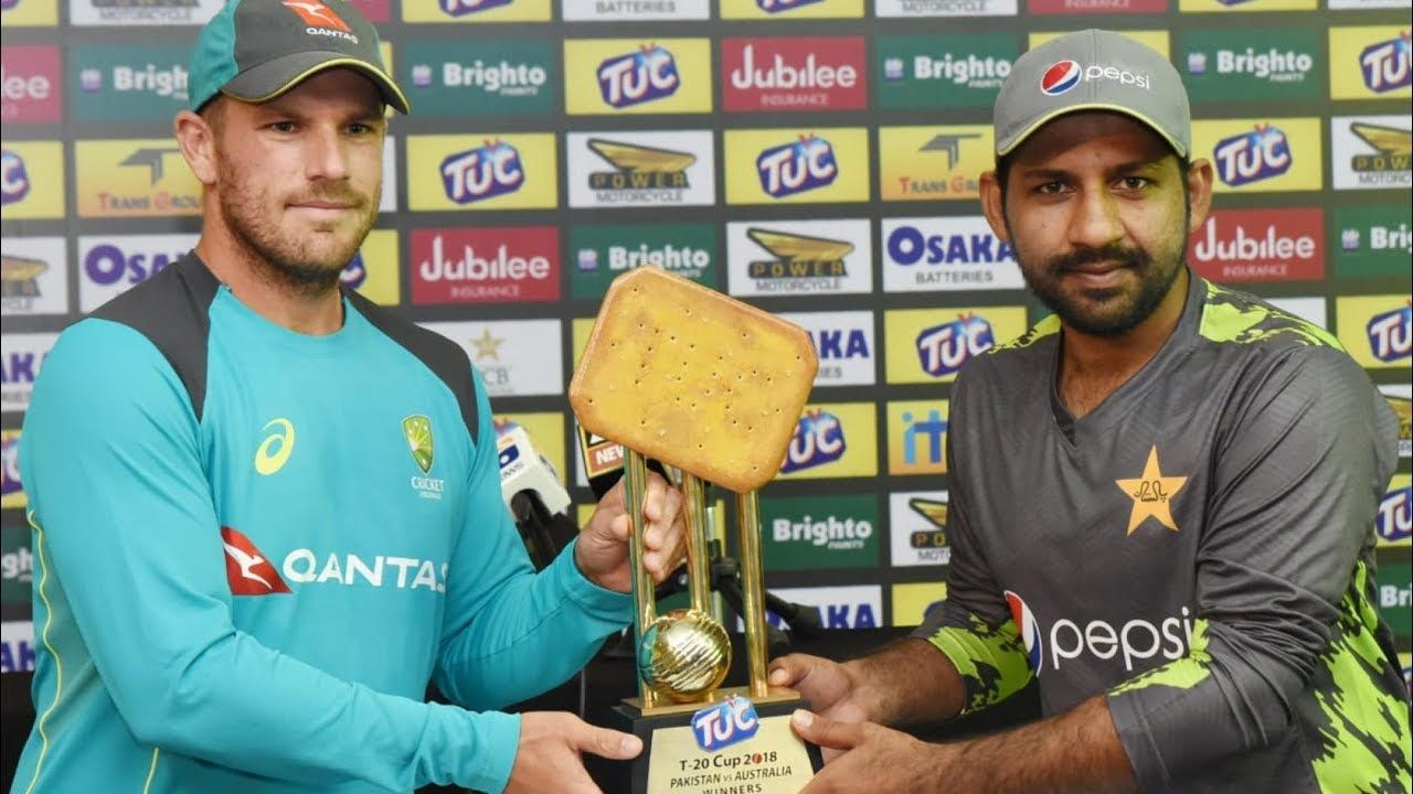 The most bizarre trophies in cricket history? Sports