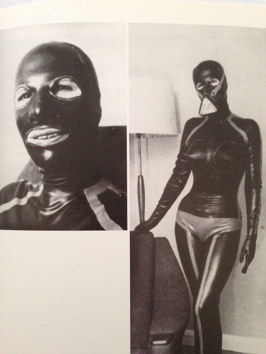 Atomage Vintage Rubber Latex Vintage Erotica