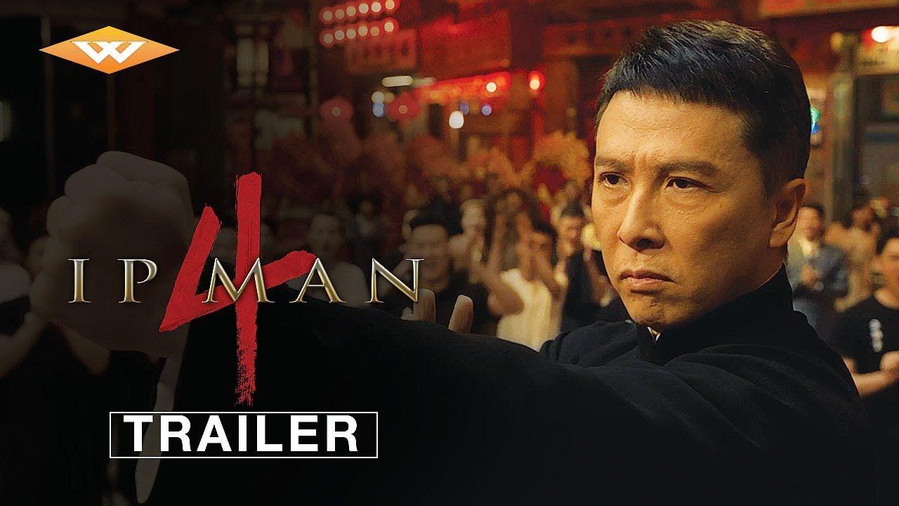 Ip man 4 2019 international trailer donnie yen scott