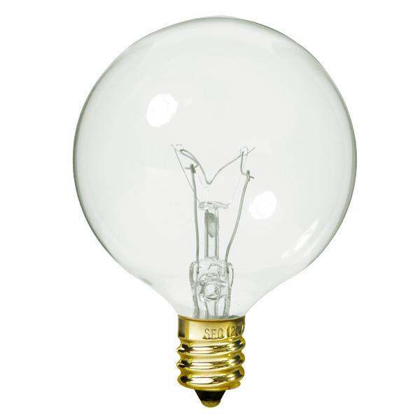 G16 Globe Incandescent Light Bulb 60w 130v Halco 4004 Globe Bulb Light Bulb Clear Light Bulbs