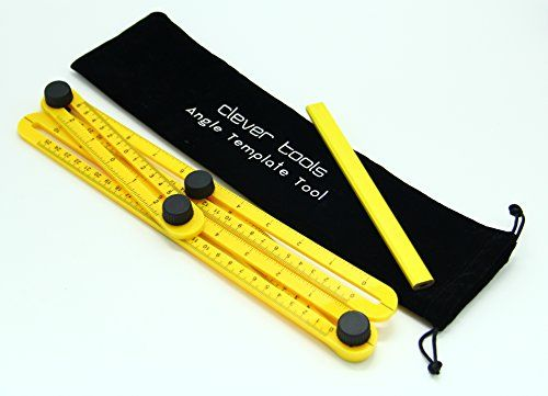 Easy Angle Ruler Clever Tools Multi Angle Angleizer